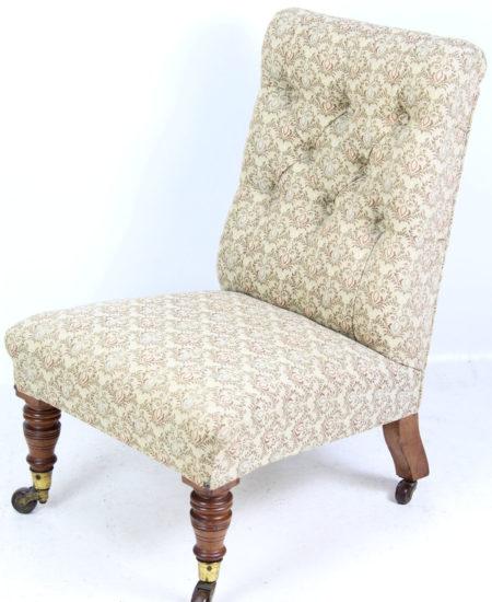 Antique Howard Style Nursing Chair
