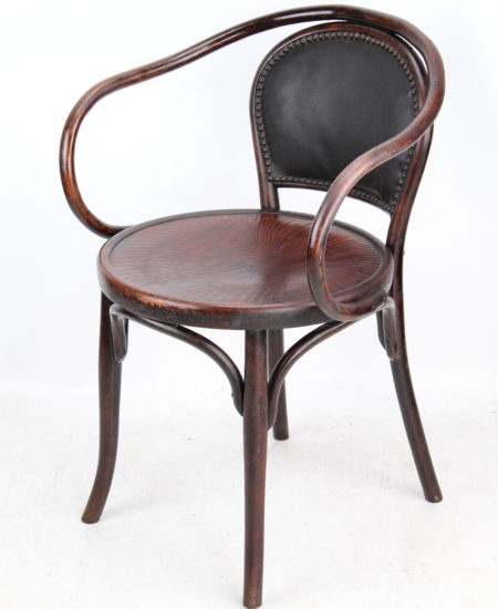 Antique Bentwood Armchair J & J Kohn