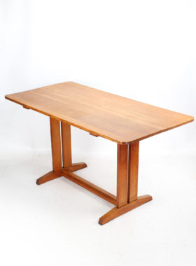 Heals Style Oak Dining Table