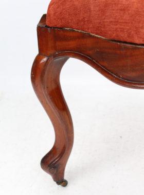 Victorian Mahogany Chair