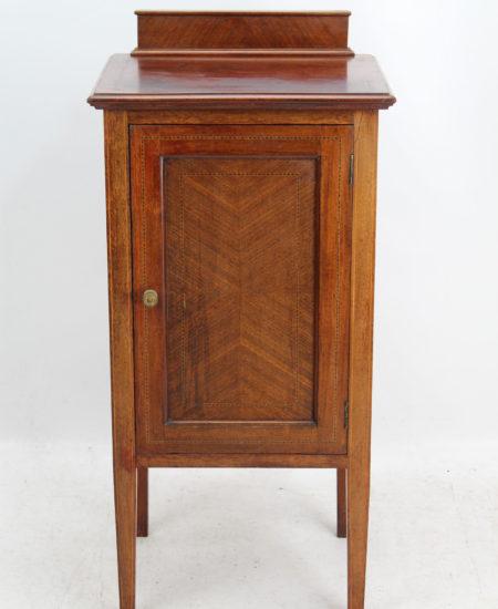 Edwardian Bedside Cabinet