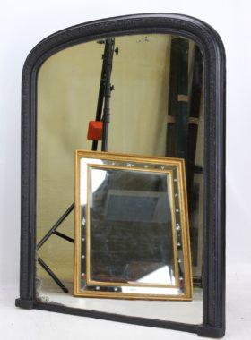 Victorian Overmantle Mirror