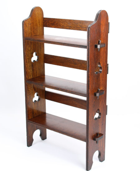 Liberty Sedley Oak Open Bookcase