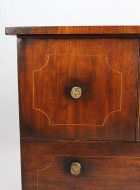 Regency Side Cabinet Commode