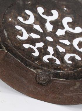 Victorian Cast Iron Range Fender