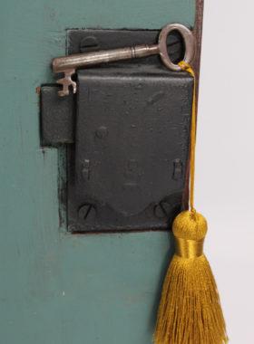 Georgian Lock and Key