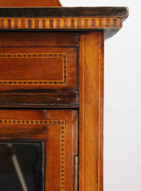 Edwardian Mahogany Bookcase