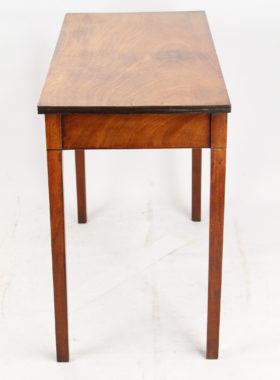 Georgian Mahogany Writing Desk