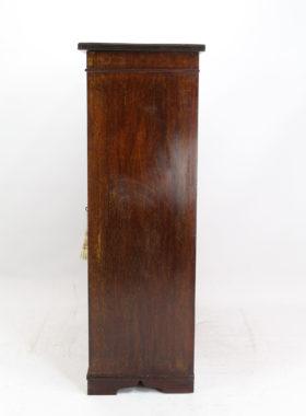 Edwardian Mahogany Cupboard