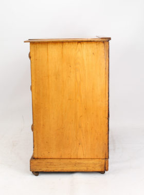Small Victorina Ash Chest of Drawers