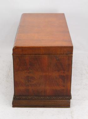 Art Deco Cedar Lined Chest Honderich Furniture Co