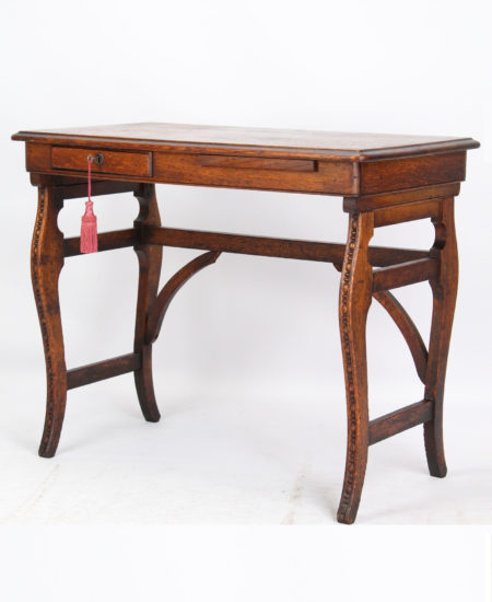 Small Antique Oak Desk