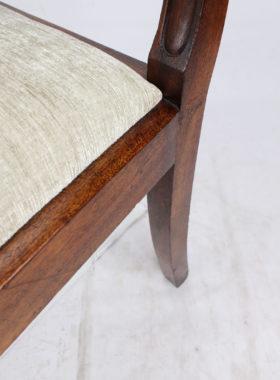 Victorian Mahogany Desk Chair