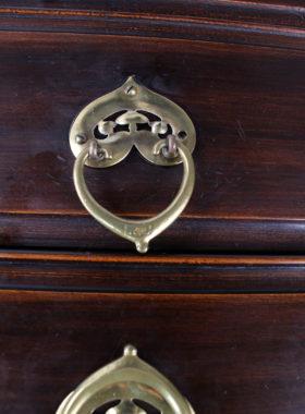 Edwardian Arts & Crafts Music Cabinet